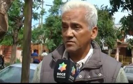 Un vecino relató cómo ocurrió la tragedia de la nena de 12 años que murió ayer en Posadas por el temporal