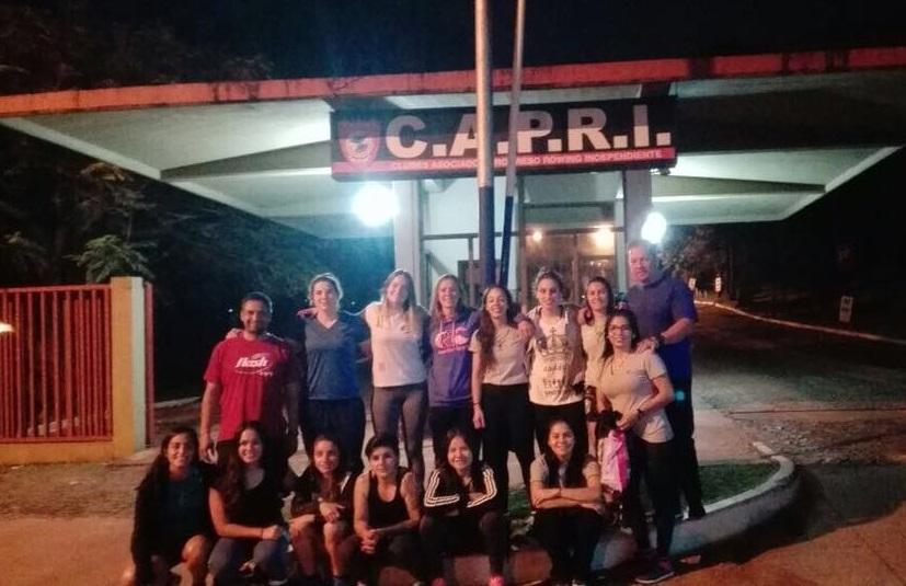 Rugby: las chicas de CAPRI viajaron a Santa Fe a defender la corona