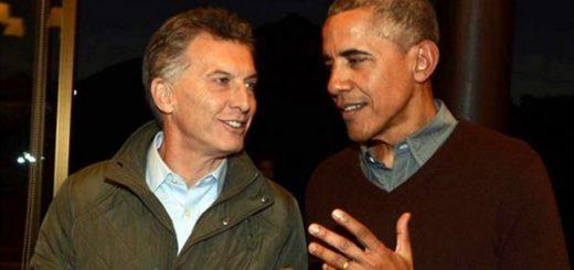 Mauricio Macri se reunirá hoy con Barack Obama en un club de golf