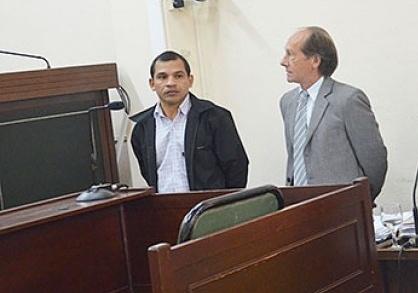 """Se hizo justicia"", dijo la madre de Mauro Bacigalupi sobre la detención de Hugo Alfonso"