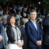 Macri descartó la posibilidad de separar a Patricia Bullrich del Ministerio de Seguridad de la Nación