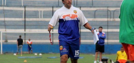 """Miguel """"Pico"""" Salinas es el nuevo entrenador de Guaraní pero asume después del partido del martes ante Sportivo Patria"""