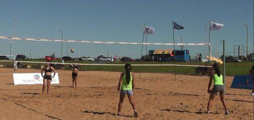 Beach Voley: realizarán torneo clasificatorio para los Juegos Nacionales de Playa