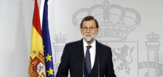 Cataluña: Mariano Rajoy lanza un ultimátum a Cataluña