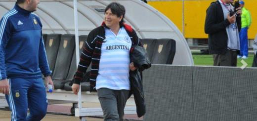 """Chiqui Tapia aseguró que el Brujo Manuel """"tuvo mucho que ver en la clasificación"""""""