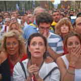 Máxima tensión: Madrid amenaza con intervenir Cataluña
