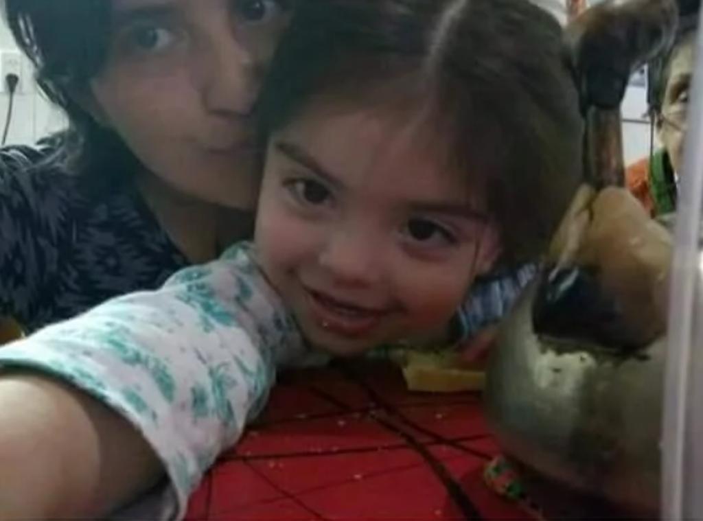 Buscan a Delfina, una nena de 3 años que desapareció en Río Negro