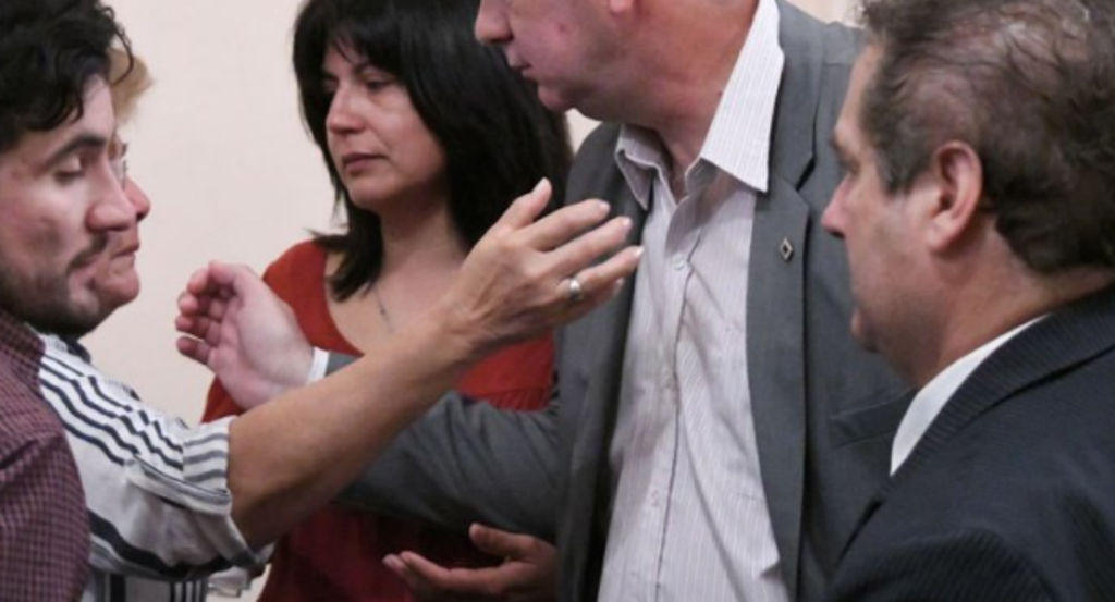 El padre de Micaela García, tras la sentencia: «No es lo que esperábamos»