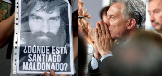 Mauricio Macri habló con la mamá de Santiago Maldonado