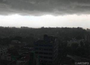 Alerta metereológica en el Sur de Brasil por temporales de fuertes vientos e intensas lluvias