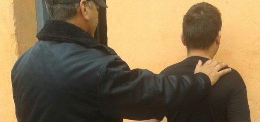 San Ignacio: violó la prohibición de acercamiento, atemorizó a su familia y fue detenido