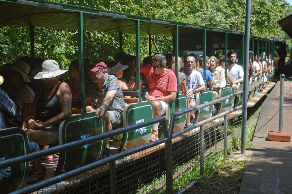Casi 90% de ocupación en Iguazú por el fin de semana largo