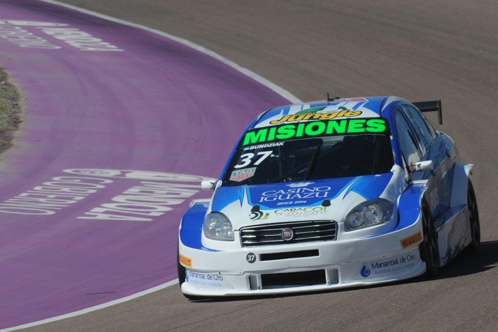 TC 2000: una falla complicó la clasificación de Bundziak en Mendoza