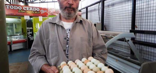 La producción de huevos de campo como aporte a la economía familiar