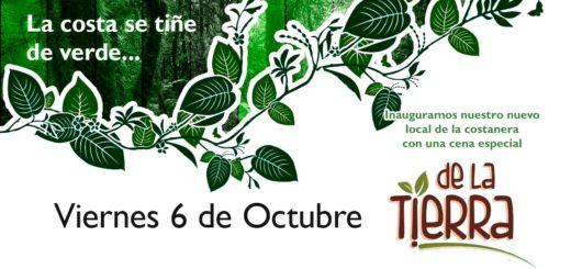 """""""De la Tierra Grill and Green Food"""" inaugura hoy su local en la Costanera de Posadas"""