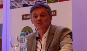 Cabrera destacó la necesidad de mejorar costos de logística y tributarios para atraer inversiones al sector forestal