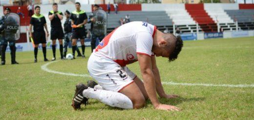 Sin rumbo: Mirá los goles de la derrota franjeada frente a Juventud Antoniana