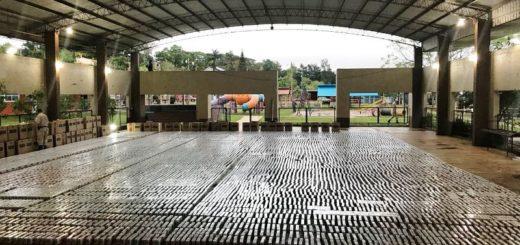 Prefectura secuestró un cargamento de cigarrillos valuado en más de cinco millones de pesos en Posadas