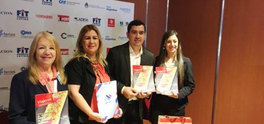 FIT 2017: Presentaron el III Congreso Binacional de Marketing Turístico