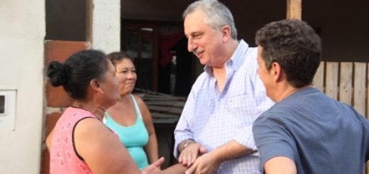 """""""Defendemos un proyecto nuestro, soberano, misionero"""", recalcó Passalacqua"""