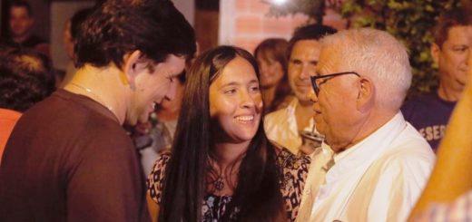 """Anahí Repetto: """"En nuestra gestión demostramos estar siempre cerca de la gente"""""""
