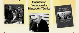El especialista Luis Antonio Gómez Orsini realiza hoy a las 20 horas una charla abierta sobre Orientación Vocacional y Educación Técnico Profesional en el Janssen