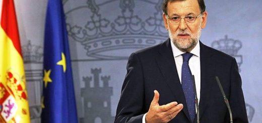 """Mariano Rajoy habló de la crisis catalana en Bruselas: """"Hemos llegado a una situación límite"""""""
