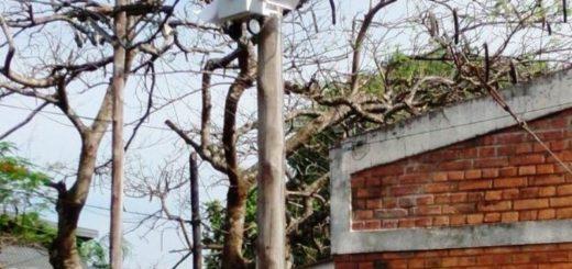 Destacan la utilidad de las alarmas comunitarias instaladas en los barrios de Posadas