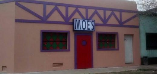 Como en Springfield, la legendaria taberna de Moe ahora en Argentina