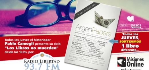 """""""Los libros no muerden"""": Hoy se define el ganador de un nuevo concurso de Misiones Online por un libro"""