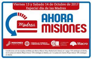 La semana próxima habrá una edición especial de Ahora Misiones previa al Día de las Madres