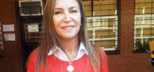Norma Sawicz votó y remarcó que en Posadas falta participación femenina en la dirigencia política