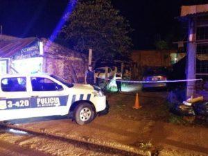 Está grave la mujer que recibió entre cuatro y seis disparos de parte de su ex pareja en Eldorado
