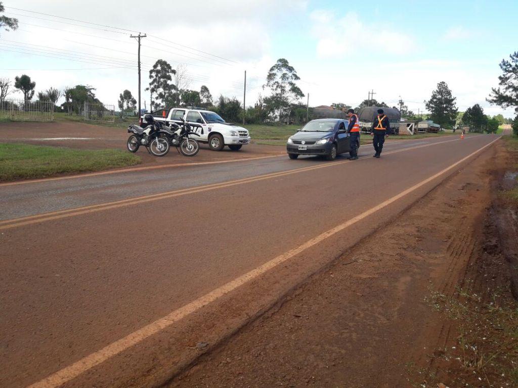 Secuestraron 35 motos y 10 automóviles en intenso operativo de frontera en las zonas Centro y Norte