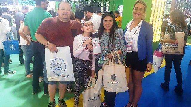 La Agencia Turismo Posadas participa de la Feria Internacional de Turismo 2017