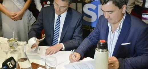 FIT 2017: Misiones y Salta firmaron un convenio de cooperación turística
