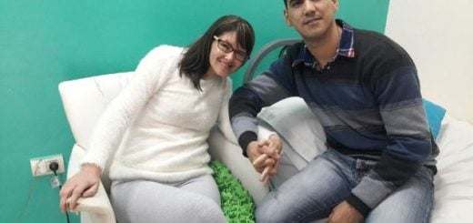 Posadas: La mujer policía que dio a luz en coma, tras sobrevivir a un accidente de tránsito fue dada del alta el sábado