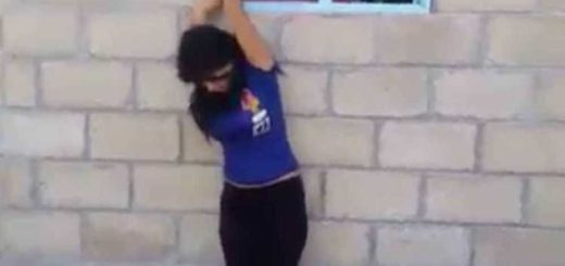 Ataron y golpearon a una mujer en México por una supuesta infidelidad