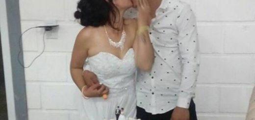 Lo atraparon por pagar su casamiento con el dinero que había robado