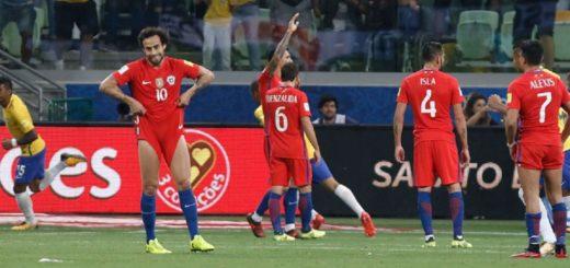 Si Chile no reclamaba los puntos ante Bolivia, hubiera estado en el repechaje