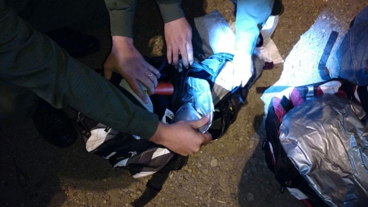 Corrientes: incautan casi cuatro kilos de cocaína en un micro que había partido de Misiones