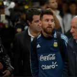 Messi volvió a convertir y afirmó a Barcelona en la punta de la Liga española