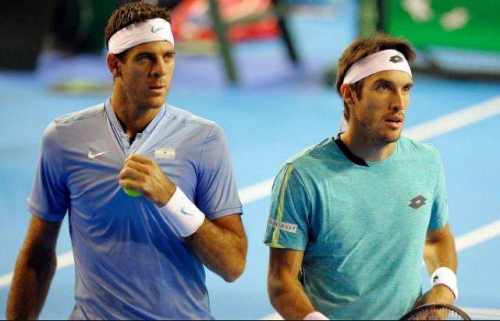 Del Potro y Mayer avanzaron a octavos de final del ATP 500 de Beijing