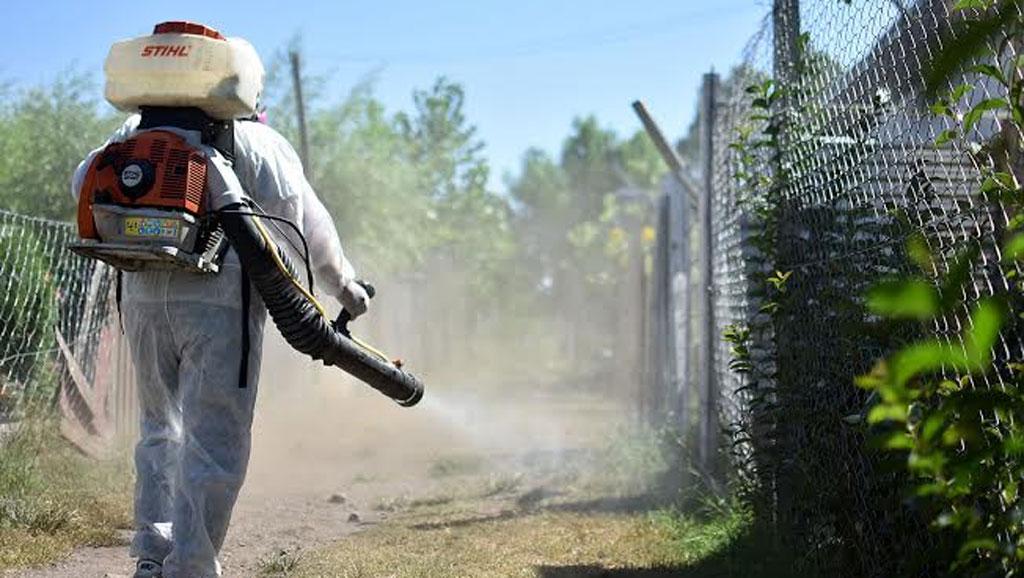 Operativo LIRA: en Villa Cabello hoy se realizan trabajos de limpieza para combatir al mosquito Aedes aegypti