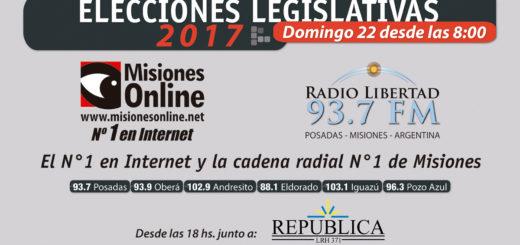 Estas son las radios que primero informan los resultados de las elecciones en Misiones