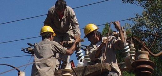 San Antonio y Andresito continúan sin luz tras el temporal del último domingo