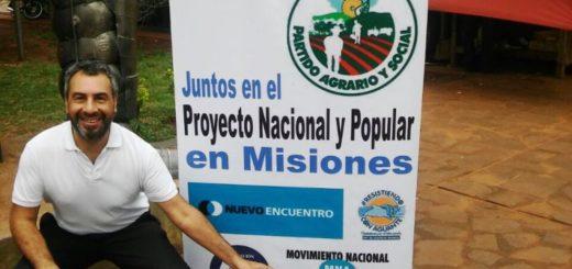 Respuesta de Fabián González, del sublema Ciudadanía y Progreso del Partido Agrario y Social