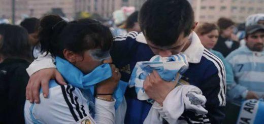 VIDEO: Los brasileños se ríen de los argentinos porque hinchamos por ellos