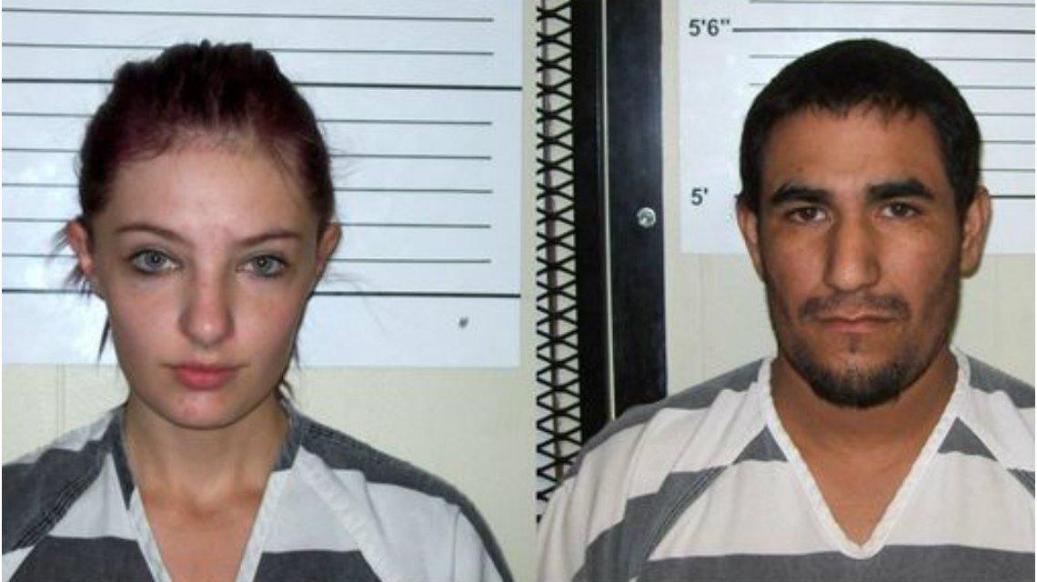 Una pareja fue arrestada por dejar morir a su bebé