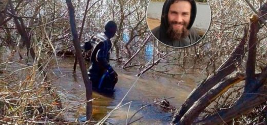 ¿Cuánto tardarán en identificar el cuerpo hallado en el Río Chubut?